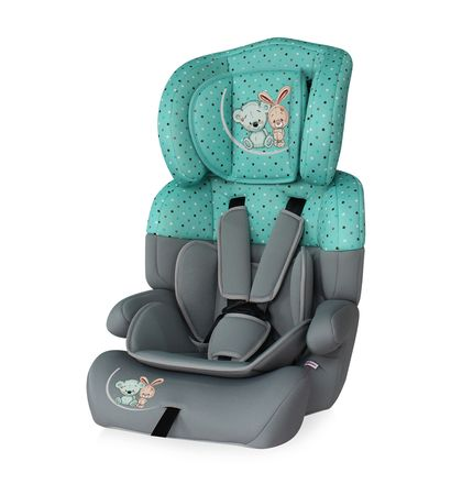 Автокресло Bertoni Junior Plus