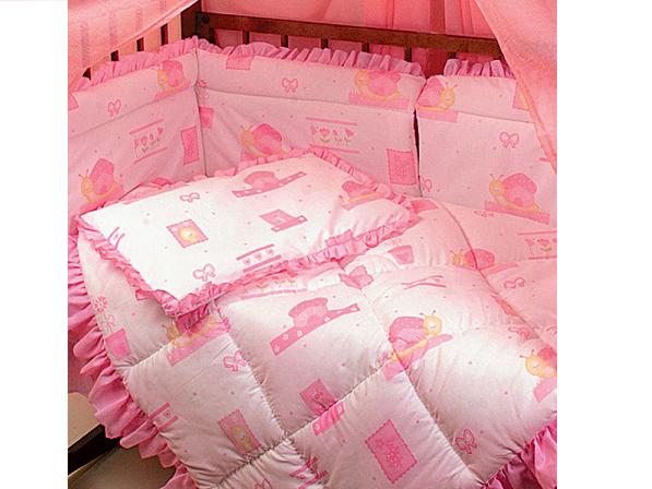 Сшить постельное для кроватки